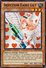 Yugioh! Injection Fairy Lily - BP02-EN018 - Rare - 1st Near Mint, English