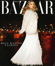 "Harper's Bazaar Dec 2012/Jan 2013  Lily Donaldson  ""Most Wanted Fashion""  Sealed"