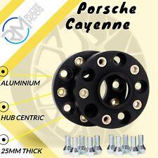 H/&R mm PCD ADATTATORI AUDI VW 5x112 Per Adattarsi Porsche 5x130 ruote 1 Paio