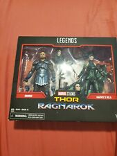 Hasbro E6350 Marvel Legends Series Hela and Skurge 6 Inches Action Figures