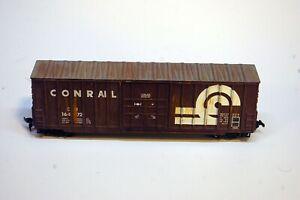 Roundhouse Single Door Hi-Cube Boxcar HO Scale (Conrail #164372)