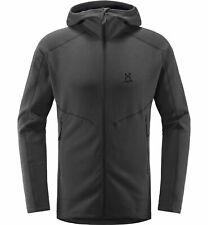 Haglofs Heron Hood Mens Jacket - Colour: Slate Solid - Various Sizes