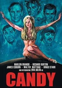 Candy [New DVD]