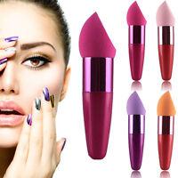 Lecca Cosmetico Pennelli Makeup Fondotinta Liquido Correttore Spazzola in Spugna