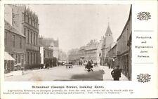 Portpatrick & Wigtownshire Railway Official 49. Stranraer. George Street East.
