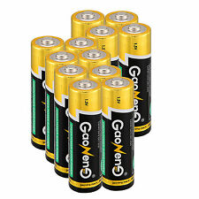12 pcs LR6 AA Zn-Mn Rechargeable Battery 1.5V  Alkaline Batteries For Toys
