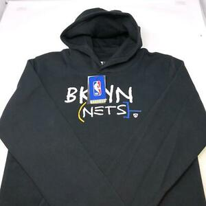 Brooklyn Nets Nike City Hoodie Sweatshirt Youth Large