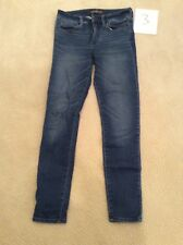 Women's Abercrombie And Fitch Signature Collection Super Skinny Jeans 25w/29r L