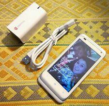 HTC Radar PI06110 White SMART (Cincinnati Bell) Windows Cell Phone - TESTED