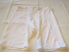 Adams USA Support shorts 1 pair white athletic sports XL 40-42 NOS