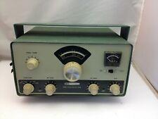 HEATHKIT SSB TRANSCIVER ham radio