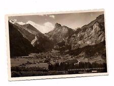 Switzerland - Kandersteg gegen Gemmipass - Vintage Postcard