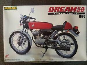 1/12th Scale HONDA DREAM 50 Special Edition  1998