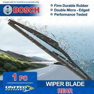 Bosch Rear Wiper Blade for Peugeot 207 A7 3008 T8 308 SW T7 508 SW W2