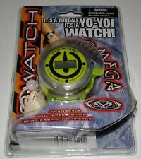 Yomega Fireball Yo-Yo Watch Yellow Yo-Watch - Brand New Rare HTF