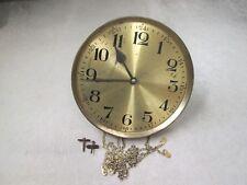 """OLD"" Bim Bam Chime Grandfather Clock Movement, 115cm Running Striking Condition"