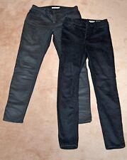 2 St. Damen Jeans Levis Gr.30 und Review Gr.29 Schwarz