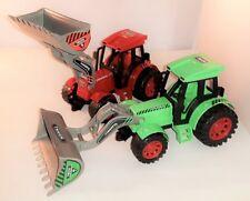 10 Traktoren mit Schaufel Neu & OVP Sonderposten Restposten Anschauen lohnt !!!!