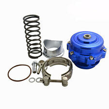 1x BOV Car Turbo Boost Blow Off Valve Kit 35 PSI with Flange Clamp Bolts Gasket