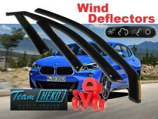 BMW X2 ( F39 )  2018 -    5.doors Wind deflectors 4.pc  HEKO  11175
