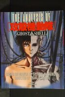 JAPAN The Analysis Of Ghost in the Shell (Art Guide Book)
