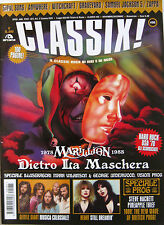 CLASSIX 35 2012 Marillion Gentle Giant Heart Steve Hackett Mark Wilkinson Loren