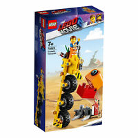 70823 LEGO The LEGO Movie Emmet's Thricycle! 174 Pieces Age 7+