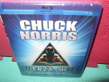 FUERZA SIETE - CHUCK NORRIS  - BLU-RAY - NUEVA