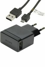 Sony USB Ladegerät Original EP880 mit microUSB Kabel EC801