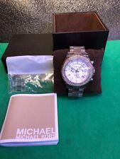 Michael Kors MK5337 Women's Swarovski Crystal Chrono Watch