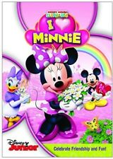 Mickey Mouse Clubhouse: I Heart Minnie [New DVD] Repackaged