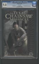 Texas Chainsaw Massacre Special #1 CGC 9.8 Lurker