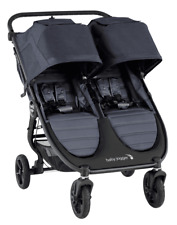 Baby Jogger City Mini GT2 Twin Baby Double Stroller Carbon NEW 2020