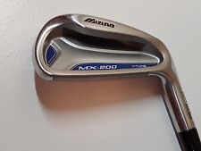 """Mizuno MX-200 6 Iron  Very Good Condition +1/2"""" in Length w/ Markers on Grip"""