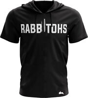 South Sydney Rabbitohs NRL 2019 Classic Hooded T Shirt Sizes S-5XL! W19