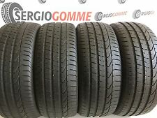 4x 245/45 ZR20  245 45 20  2454520 103Y, PIRELLI ESTIVE, 7,5-6,5mm, DOT.3812