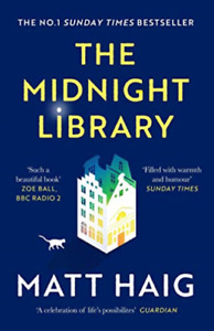 Matt Haig-The Midnight Library BOOK NUEVO