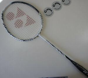 Yonex Astrox 99 Game Badminton Racquet AX99-G 4UG5 Strung, White Tiger