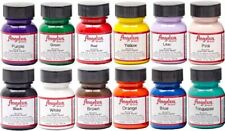 Angelus Acrylic Leather Dye/Vinyl Paint - 1 oz