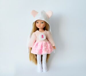 Set of clothes for Dolls 13 inch doll Clothes Paola Reina, Les Cheries