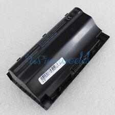 New Laptop A42-G75 Battery For ASUS G75 G75V G75VM G75VX G75VW 5200mAH 14.4V