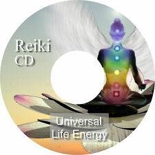 Healing Reiki Music Relaxation CD Holistic Therapy Relaxation Sleep Aid