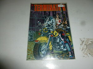 THE TERMINATOR Comic - Vol 1 - No 2 - Date 09/1990 - Dark Horse Comic's