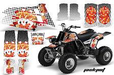 Yamaha Banshee 350 AMR Racing Graphics Sticker Kits 87-05 Quad ATV Decals JKPT W