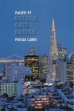 #UX282-83 20c/50c Pacific 97 Postal Card First Day Ceremony  Program