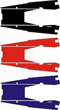 YAMAHA VIPER TUNNEL KIT & TOP DECAL STICKER SR RTX LTX XTX 129 137 141 SE 2014 2