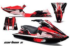 Jet Ski Grafiken Set Pwc Sticker Wrap Für Sea-Doo XP 1994-1996 Carbonx Rot