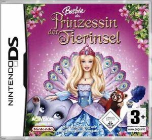 Barbie as The Island Princess (Nintendo DS, 2007) - European Version