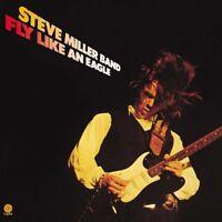 STEVE MILLER BAND - FLY LIKE AN EAGLE (LP)   VINYL LP NEW!