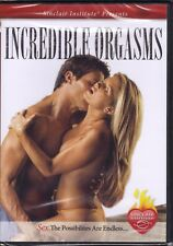 Better Sex Video Series: Guide To Incredible Orgasms Amazing DVD Brand New!!!